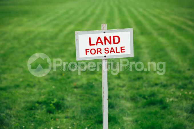 Land for sale Plot P2, On 2nd Avenue, Banana Island, Ikoyi, Lagos. Banana Island Ikoyi Lagos - 1