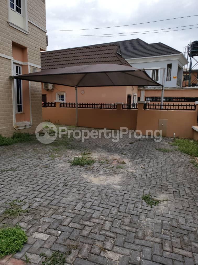 4 bedroom Semi Detached Duplex for rent Agungi Road, Agungi Lagos. Agungi Lekki Lagos - 3