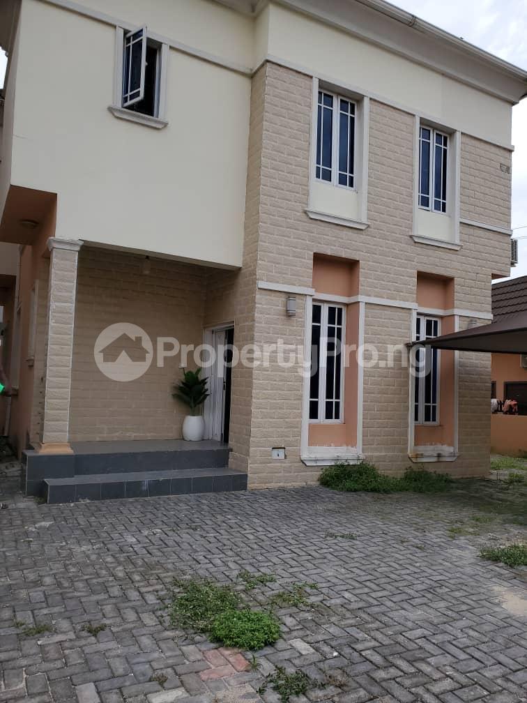 4 bedroom Semi Detached Duplex for rent Agungi Road, Agungi Lagos. Agungi Lekki Lagos - 0