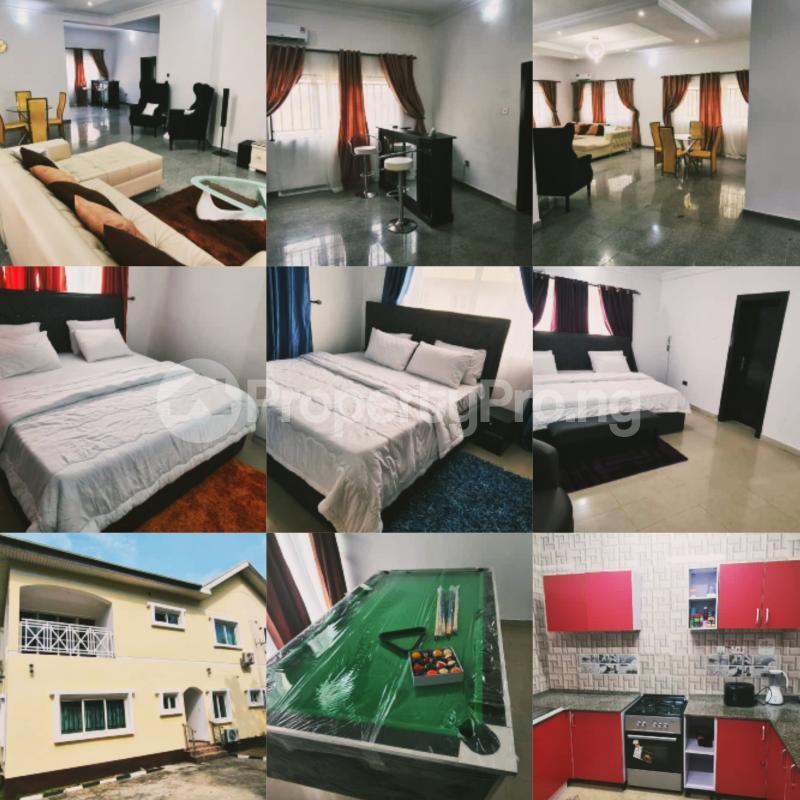 5 bedroom Detached Duplex for shortlet Eleganza Gardens Opposite Vgc VGC Lekki Lagos - 0