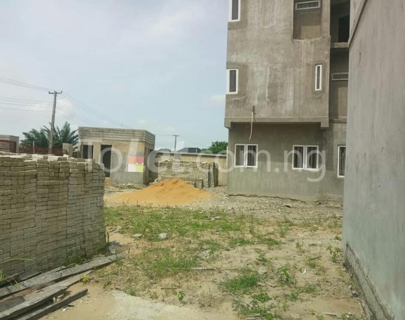 4 bedroom House for sale Montgomery Estate, near Golden park Estate, Sangotedo Majek Sangotedo Lagos - 1