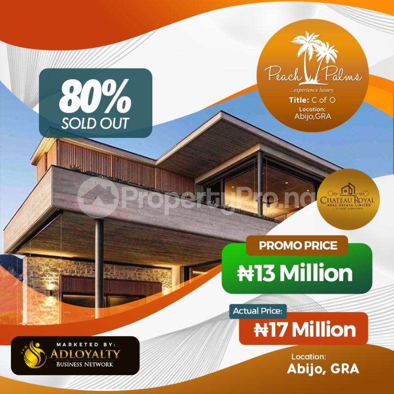 Land for sale Abijo Ajah Lagos - 1