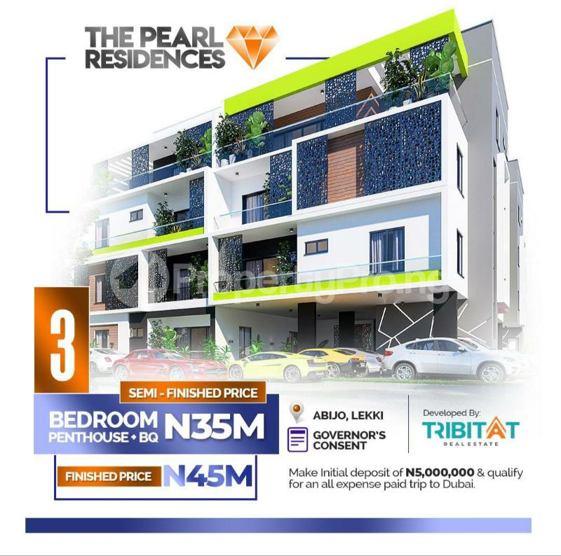 2 bedroom Blocks of Flats House for sale Abijo Ajah Lagos - 1