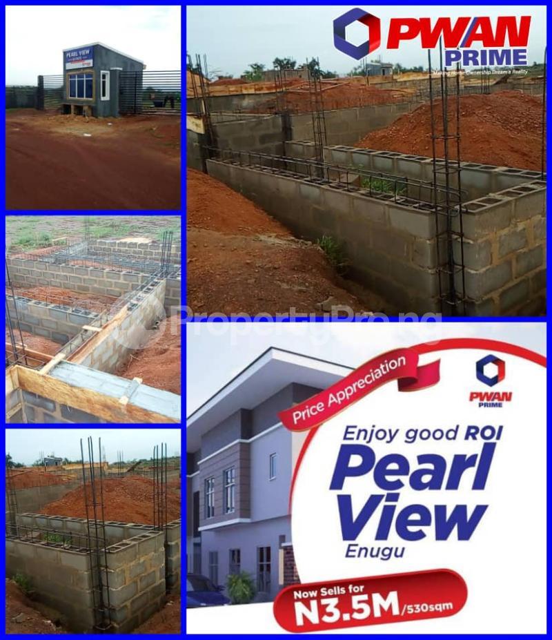Mixed   Use Land Land for sale ... Enugu Enugu - 0