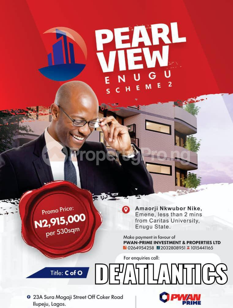 Mixed   Use Land Land for sale Enugu Enugu - 0