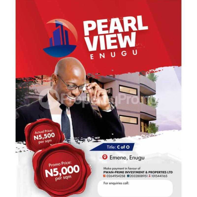 Mixed   Use Land Land for sale Enugu Enugu - 0