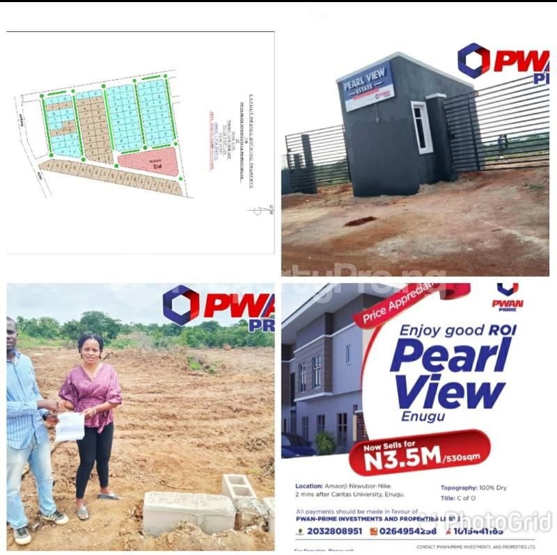 Mixed   Use Land for sale Enugu Enugu - 0