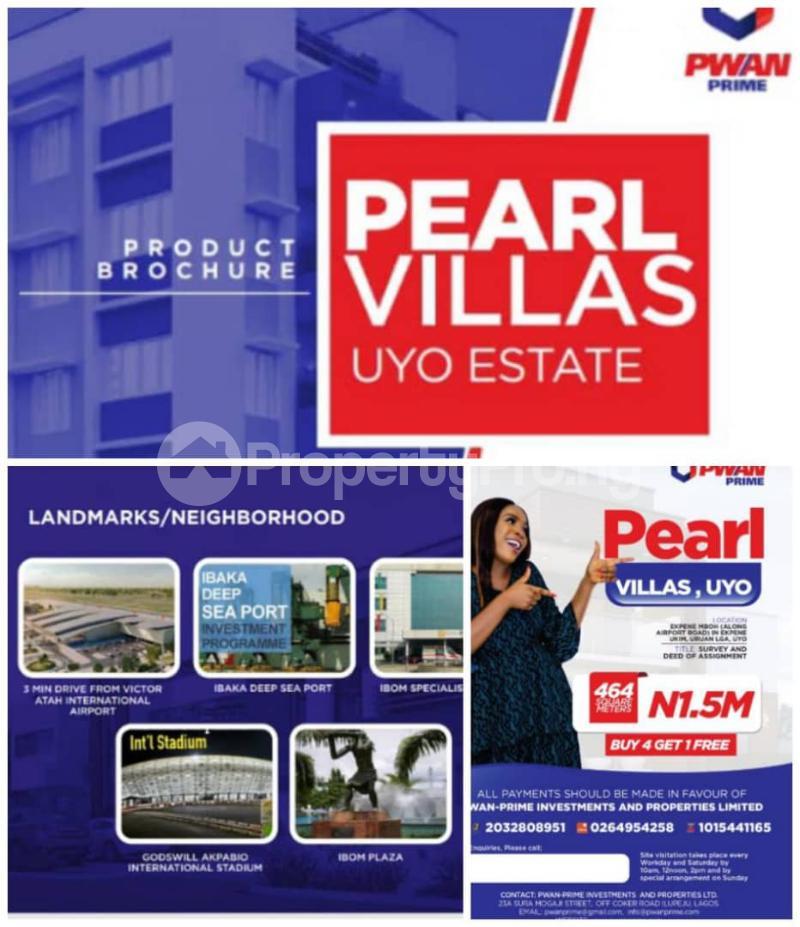 Serviced Residential Land Land for sale - Uyo Akwa Ibom - 0