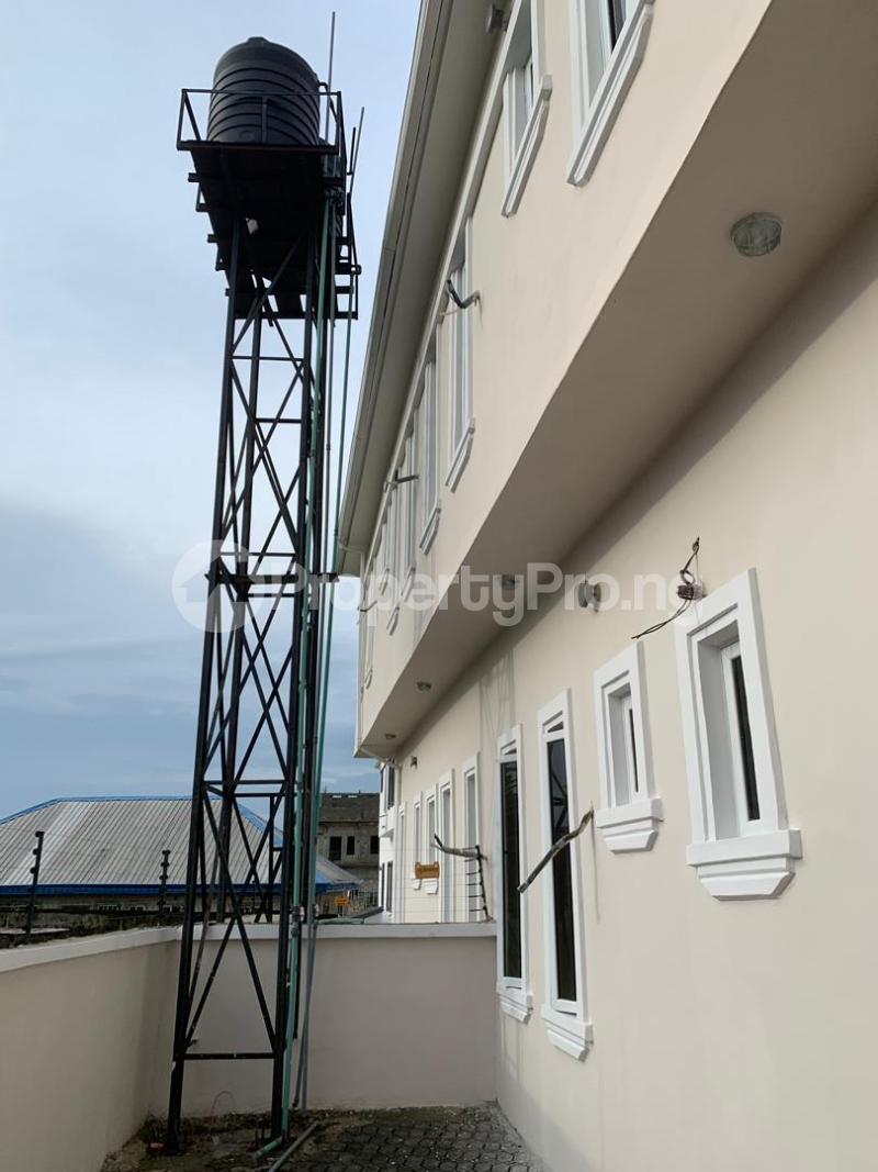 4 bedroom Semi Detached Duplex House for sale Thomas estate Thomas estate Ajah Lagos - 3