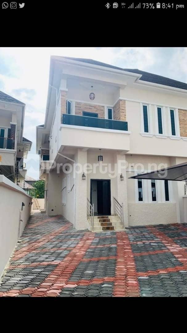 4 bedroom Semi Detached Duplex House for sale Thomas estate Thomas estate Ajah Lagos - 0