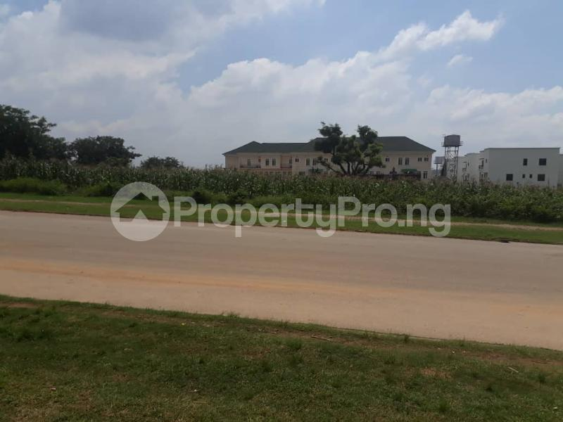 Commercial Land Land for sale Jubril Aminu crescent  Katampe Ext Abuja - 8