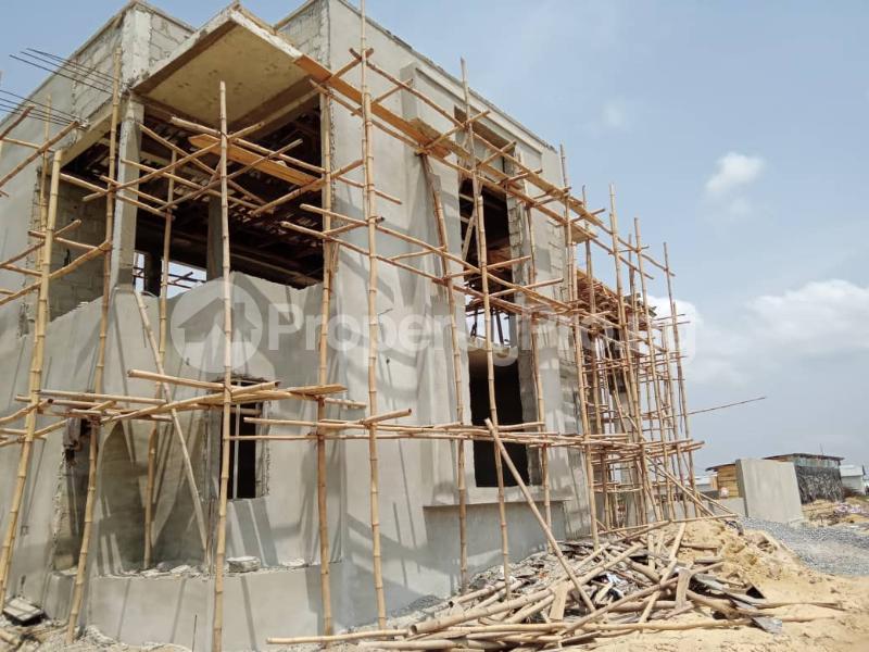 3 bedroom Massionette for sale Sangotedo Lagos - 1