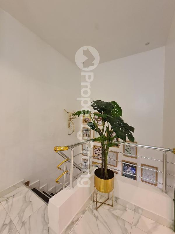 2 bedroom Terraced Duplex for shortlet Lekki Conservation Road chevron Lekki Lagos - 5