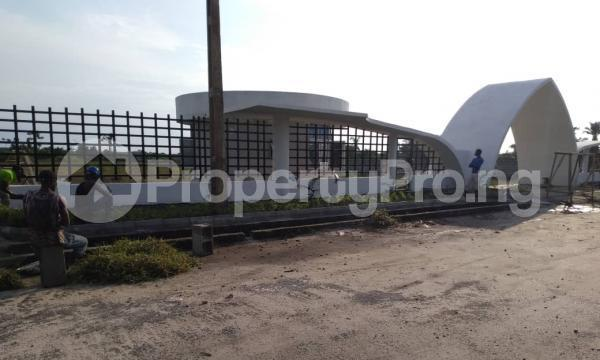 4 bedroom Show Room Commercial Property for sale Abijo Gra, Ajah, Lagos Coker Road Ilupeju Lagos - 11