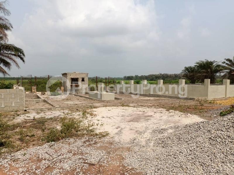 Residential Land for sale Homeland Estate Along Coastal Road Eleko Ibeju-Lekki Lagos - 0