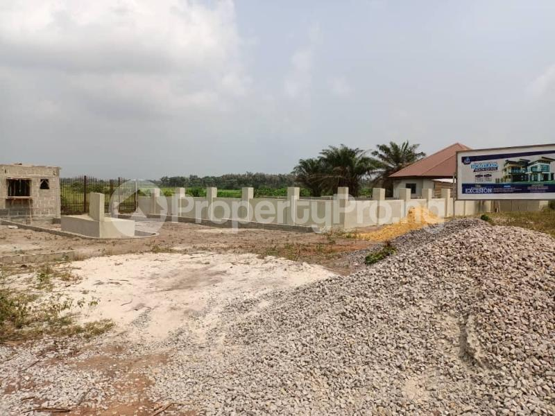 Residential Land for sale Homeland Estate Along Coastal Road Eleko Ibeju-Lekki Lagos - 1
