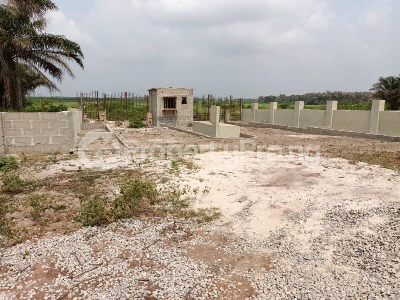 Residential Land for sale Homeland Estate Along Coastal Road Eleko Ibeju-Lekki Lagos - 3