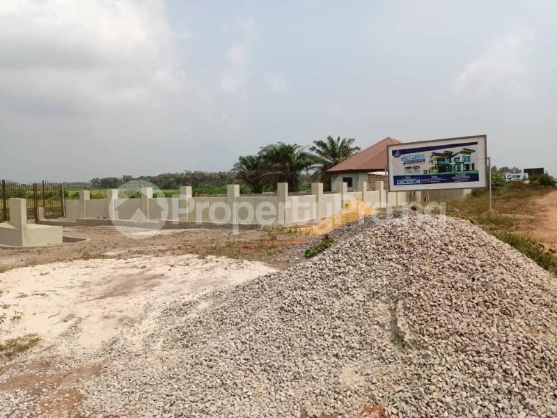 Residential Land for sale Homeland Estate Along Coastal Road Eleko Ibeju-Lekki Lagos - 4