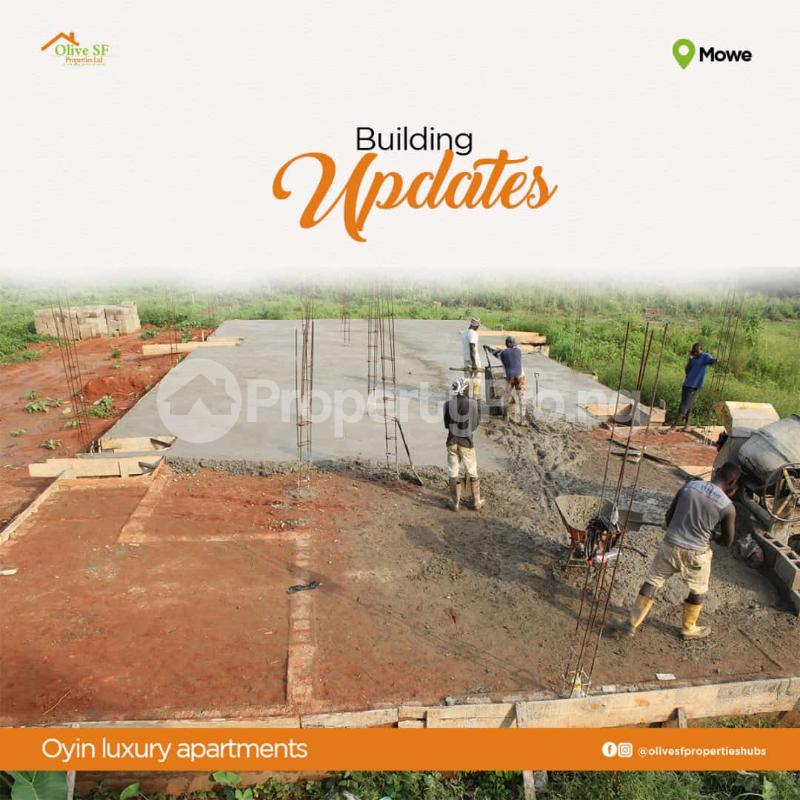 Residential Land Land for sale Oyin Gardens, 10 Minutes From Redemption Camp Mowe Obafemi Owode Ogun - 1