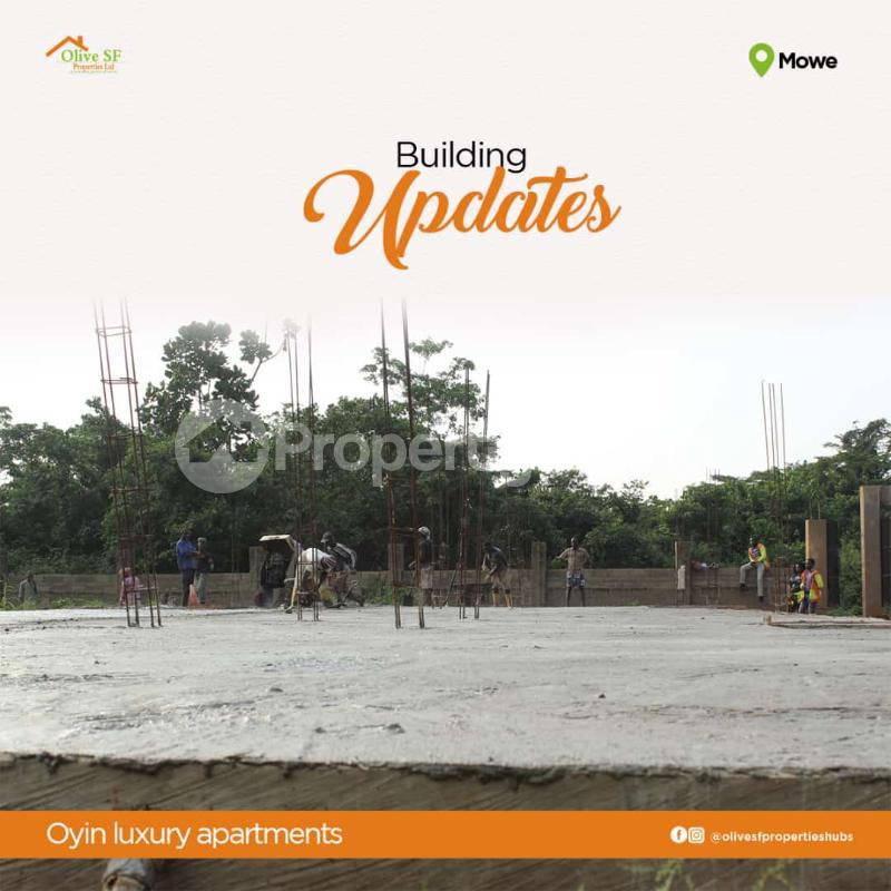 Residential Land Land for sale Oyin Gardens, 10 Minutes From Redemption Camp Mowe Obafemi Owode Ogun - 0