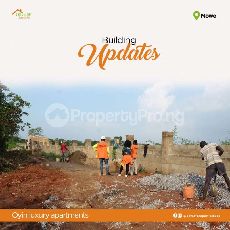 Residential Land Land for sale Oyin Gardens, 10 Minutes From Redemption Camp Mowe Obafemi Owode Ogun - 2