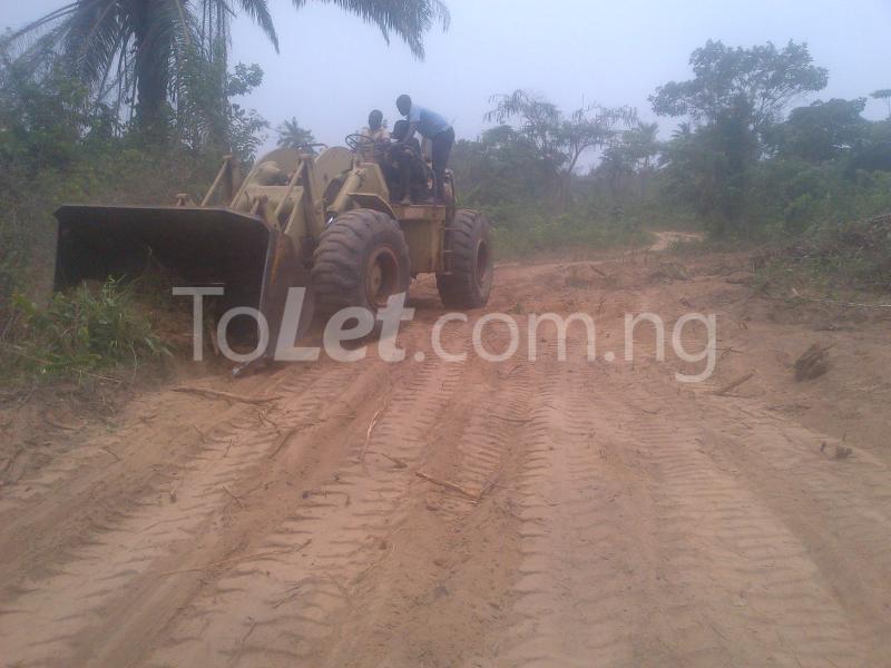 Land for sale Egbeda Oyo - 1