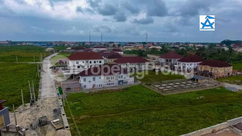 Residential Land Land for sale Amnity Estate Sangotedo Lagos - 1