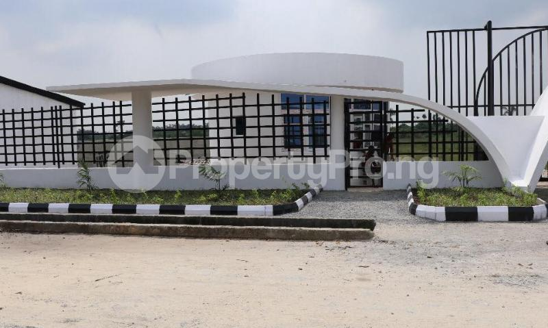 Residential Land Land for sale Monastery road Sangotedo Lagos - 0