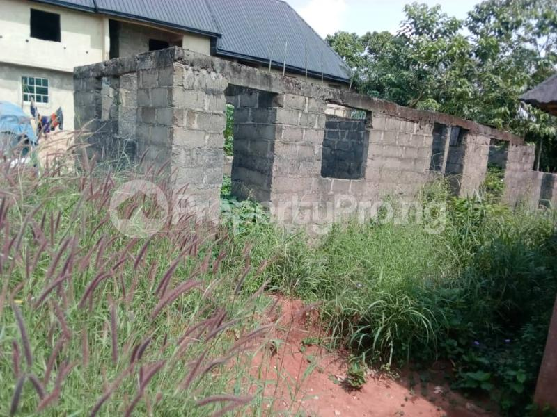 Residential Land Land for sale Behind Ibori golf, off government house road, Anwai road, Asaba Asaba Delta - 1