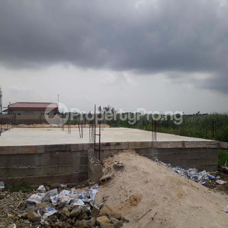 Residential Land for sale Hopeville Estate Opposite Sbi Hotel Sangotedo Ajah Lagos - 3