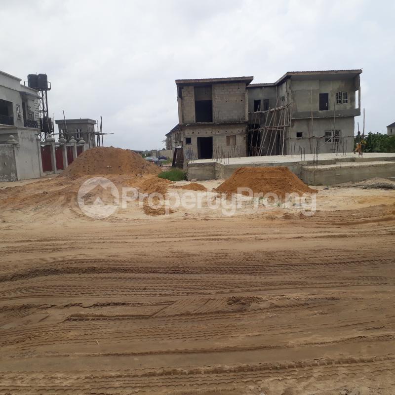 Residential Land for sale Hopeville Estate Opposite Sbi Hotel Sangotedo Ajah Lagos - 1