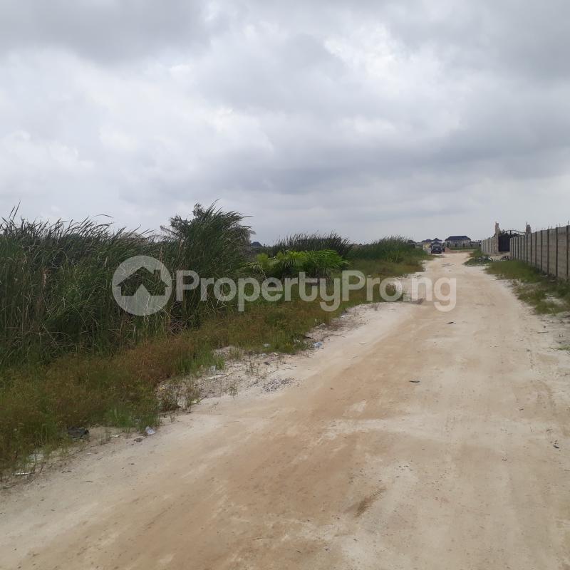 Residential Land for sale Hopeville Estate Opposite Sbi Hotel Sangotedo Ajah Lagos - 2