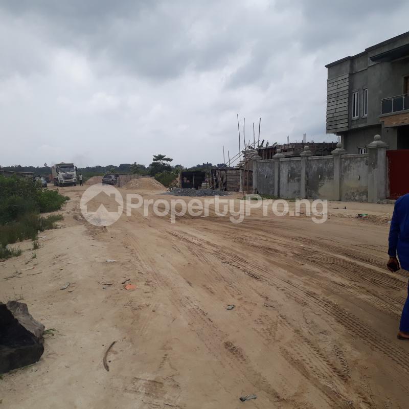 Residential Land for sale Hopeville Estate Opposite Sbi Hotel Sangotedo Ajah Lagos - 0