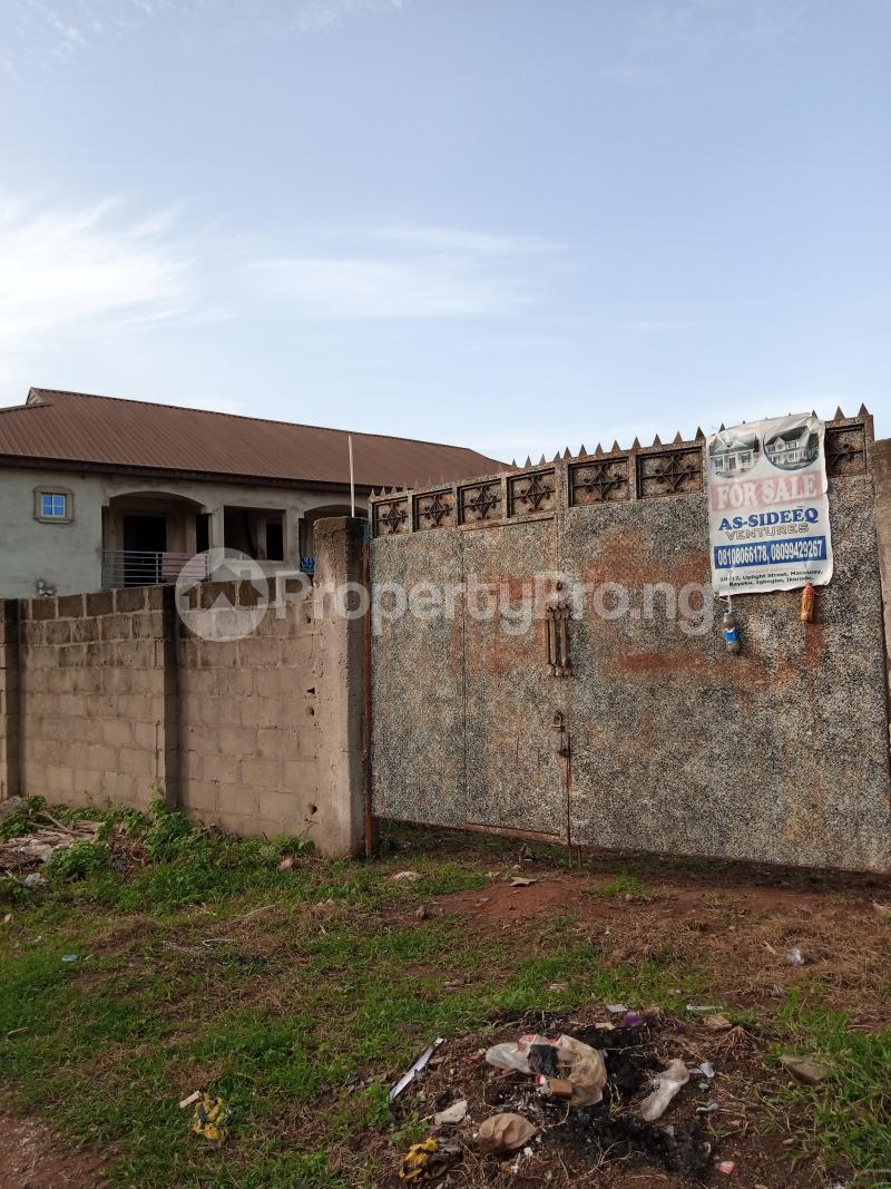 1 bedroom mini flat  Residential Land Land for sale Road 4 House 17 Agunfoye Bustop Along Igbogbo Road Ikorodu Igbogbo Ikorodu Lagos - 3