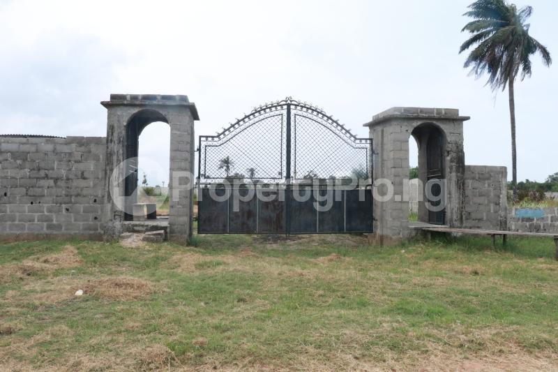 Residential Land for sale Lekki Sunrise Estate, 3 Minutes From Lacampagne Tropicana LaCampaigne Tropicana Ibeju-Lekki Lagos - 1