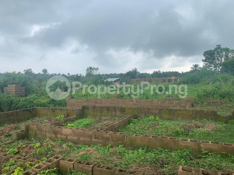 Land for sale plots of land at alabata area, Moniya Ibadan off Ijaye/moniya road. Akinyele Oyo - 3
