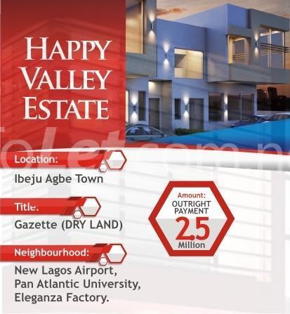 Land for sale Ibeju Egbe Ibeju-Lekki Lagos - 2