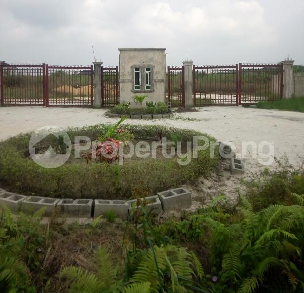 Land for sale Maple Wood Estate, Abijo Ajah Lagos - 9
