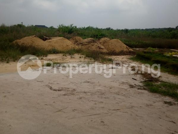 Land for sale Maple Wood Estate, Abijo Ajah Lagos - 3