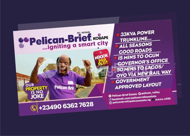 Mixed   Use Land Land for sale PelicanBrief Estate, Oke Mosan Abeokuta Ogun - 1