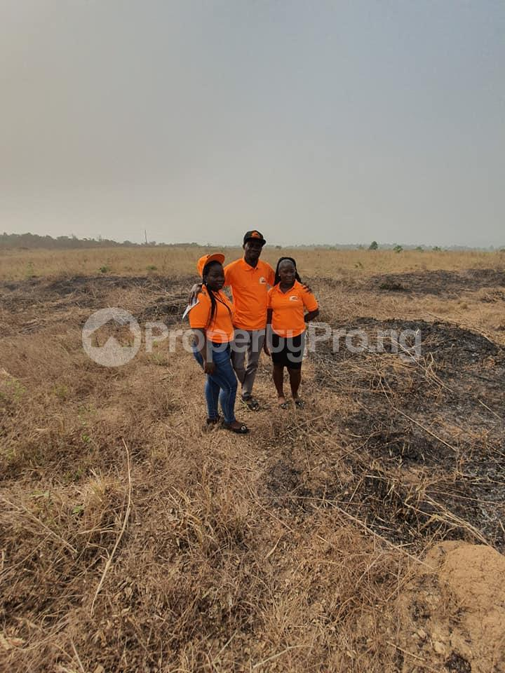 Residential Land Land for sale Iyana Offa Iwo Rd Ibadan Oyo - 0