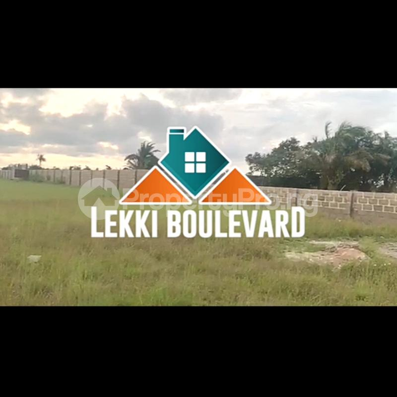 Mixed   Use Land for sale 5 Minutes Drive From La Campagne Tropicana Beach Resort Akodo Ise Ibeju-Lekki Lagos - 2