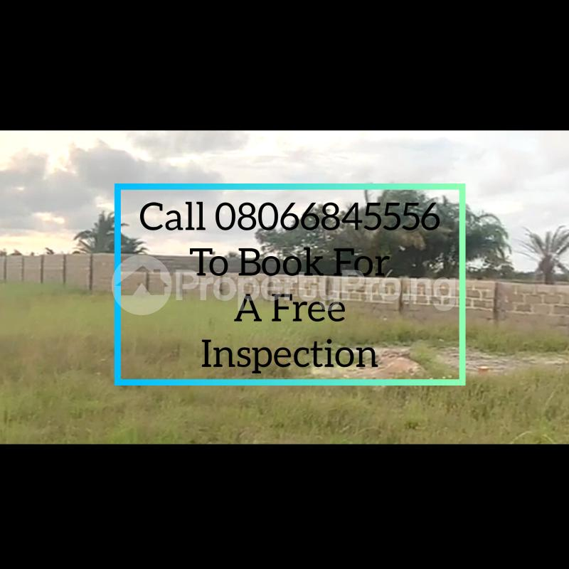 Mixed   Use Land for sale 5 Minutes Drive From La Campagne Tropicana Beach Resort Akodo Ise Ibeju-Lekki Lagos - 0