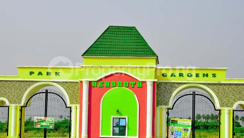 Serviced Residential Land for sale Rehoboth Park And Garden Estate Eleko Ibeju-Lekki Lagos - 0