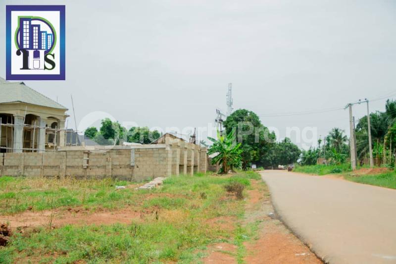 Residential Land Land for sale HORIZONTAL CITY LAYOUT ESTATE IS LOCATED IN UGWUOMU NIKE EMENE ENUGU, ENUGU STATE NIGERIA  Enugu Enugu - 7