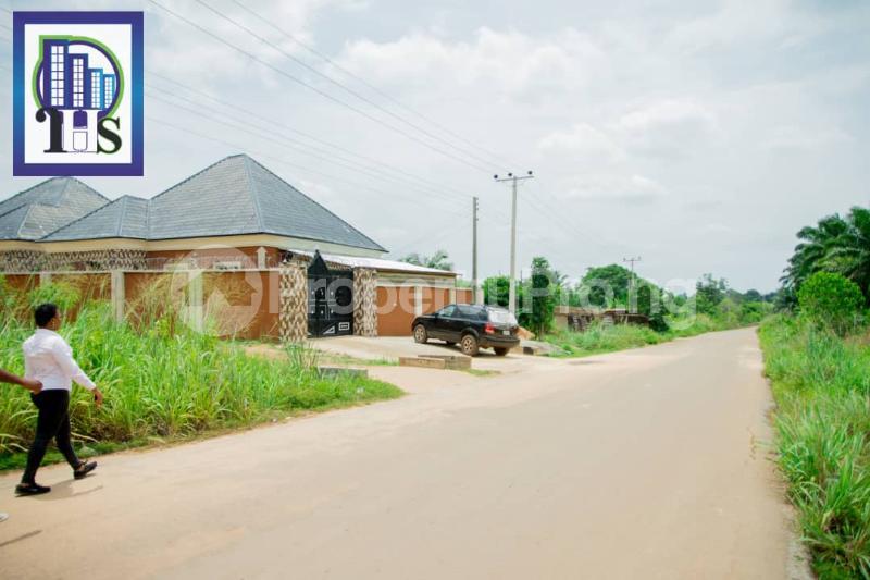 Residential Land Land for sale HORIZONTAL CITY LAYOUT ESTATE IS LOCATED IN UGWUOMU NIKE EMENE ENUGU, ENUGU STATE NIGERIA  Enugu Enugu - 3