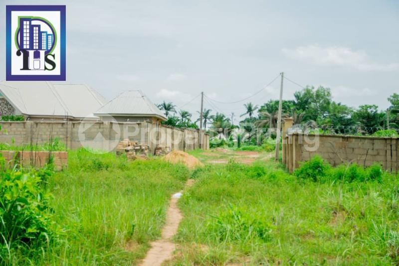 Residential Land Land for sale HORIZONTAL CITY LAYOUT ESTATE IS LOCATED IN UGWUOMU NIKE EMENE ENUGU, ENUGU STATE NIGERIA  Enugu Enugu - 2