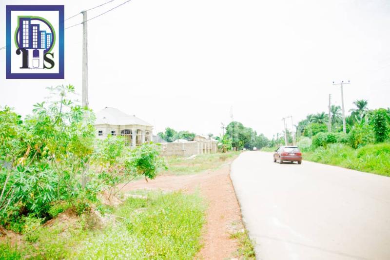 Residential Land Land for sale HORIZONTAL CITY MINI ESTATE IS LOCATED IN OBODOMA AKPOGA NIKE EMENE ENUGU, ENUGU STATE NIGERIA  Enugu Enugu - 2