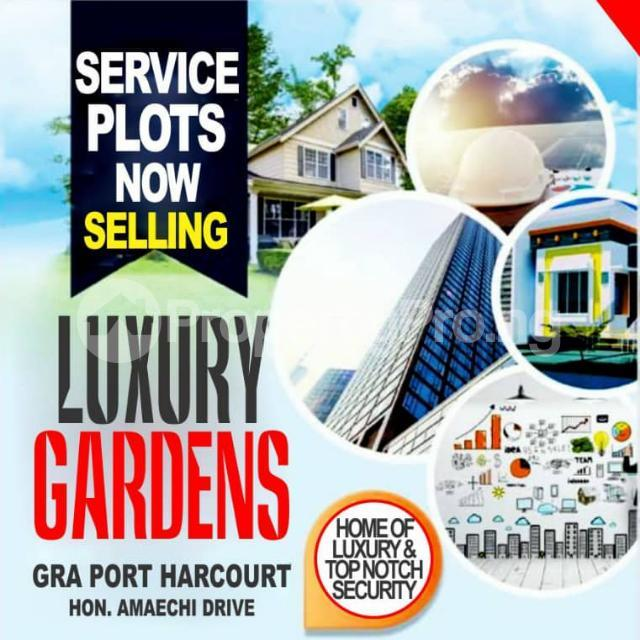 Residential Land Land for sale Hon. Amaechi Drive GRA Phase III New GRA Port Harcourt Rivers - 0