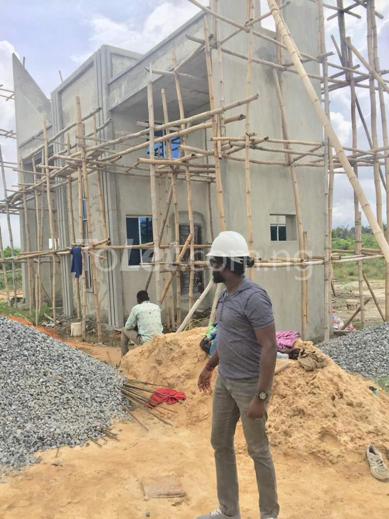 Land for sale Roseberry Estate Is Located In Eleko Eleko Ibeju-Lekki Lagos - 1